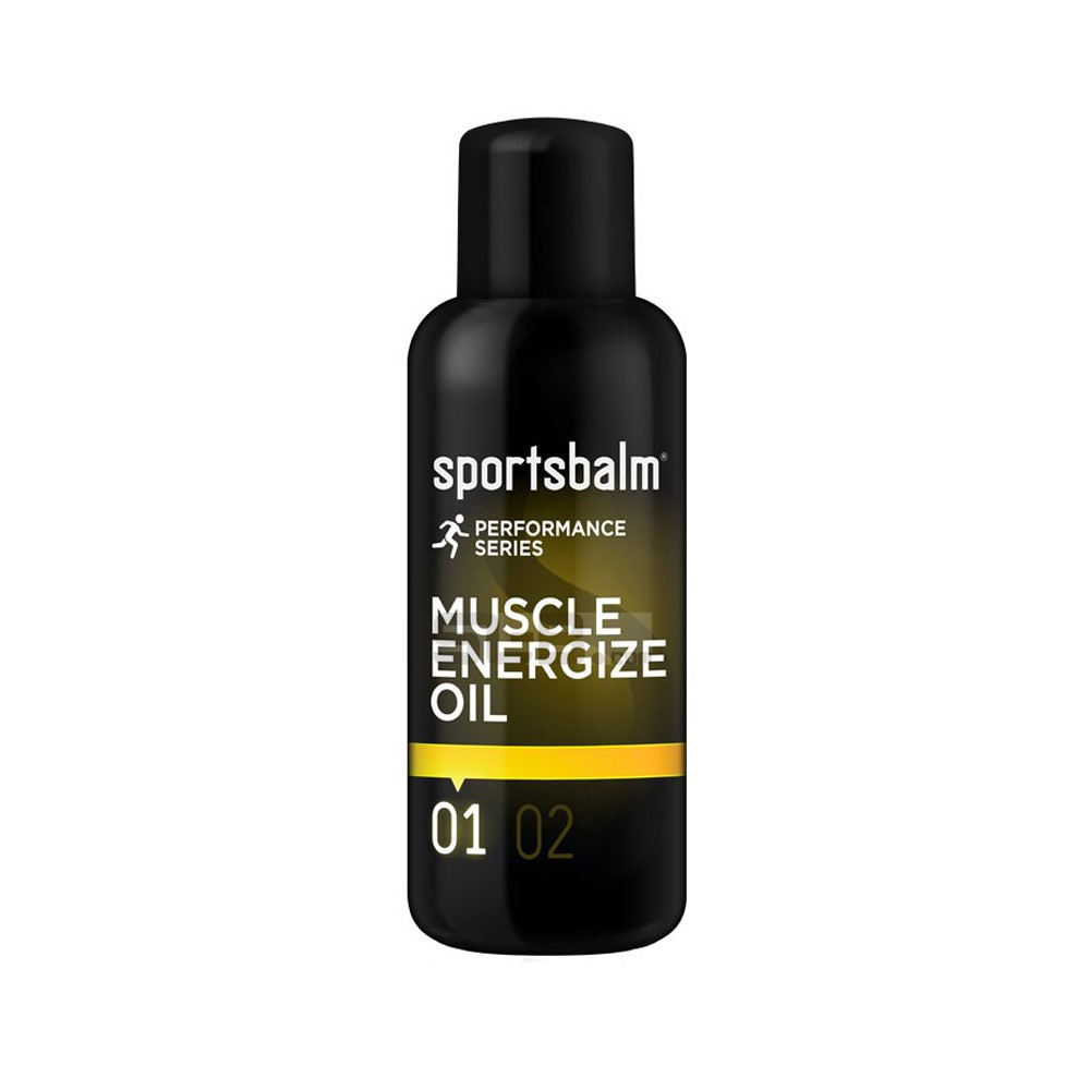 Sportsbalm Muscle Energize Oil 200ml