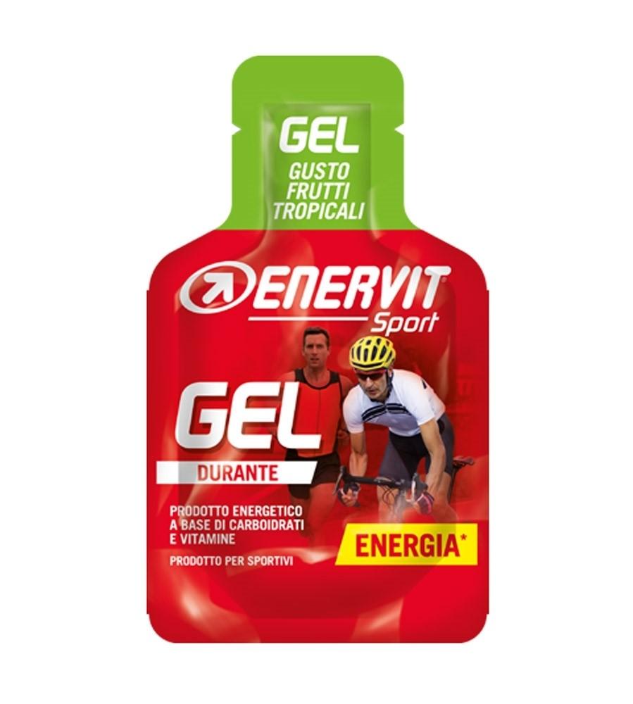 Gel ENERVIT Enervitene Sport 25 ml tropické ovoce