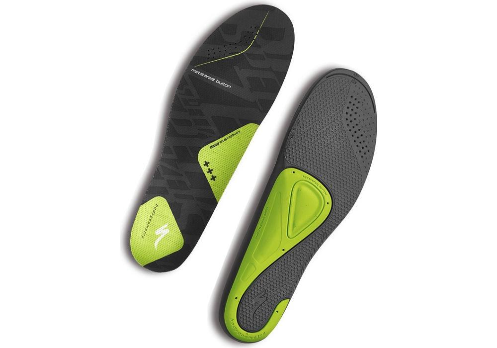 Vložky do bot SPECIALIZED BG SL Footbed +++ Green 40-41
