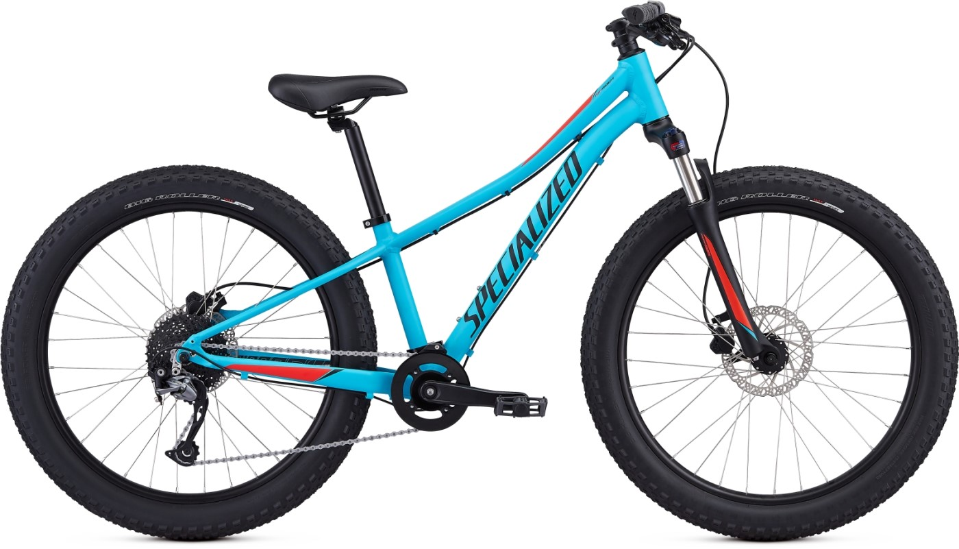 Dětské kolo SPECIALIZED Riprock Comp 24 11 Nice Blue/Rocket Red/Black 2019