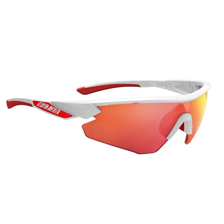 brýle Salice 012 White RW RED