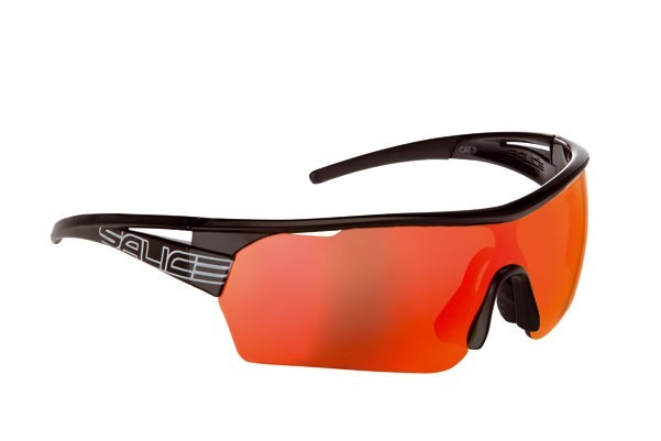Brýle SALICE 006 Black RW Red