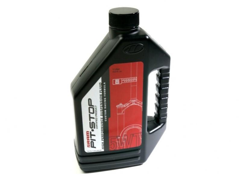Pitstop Suspension Oil, 15wt, 1l