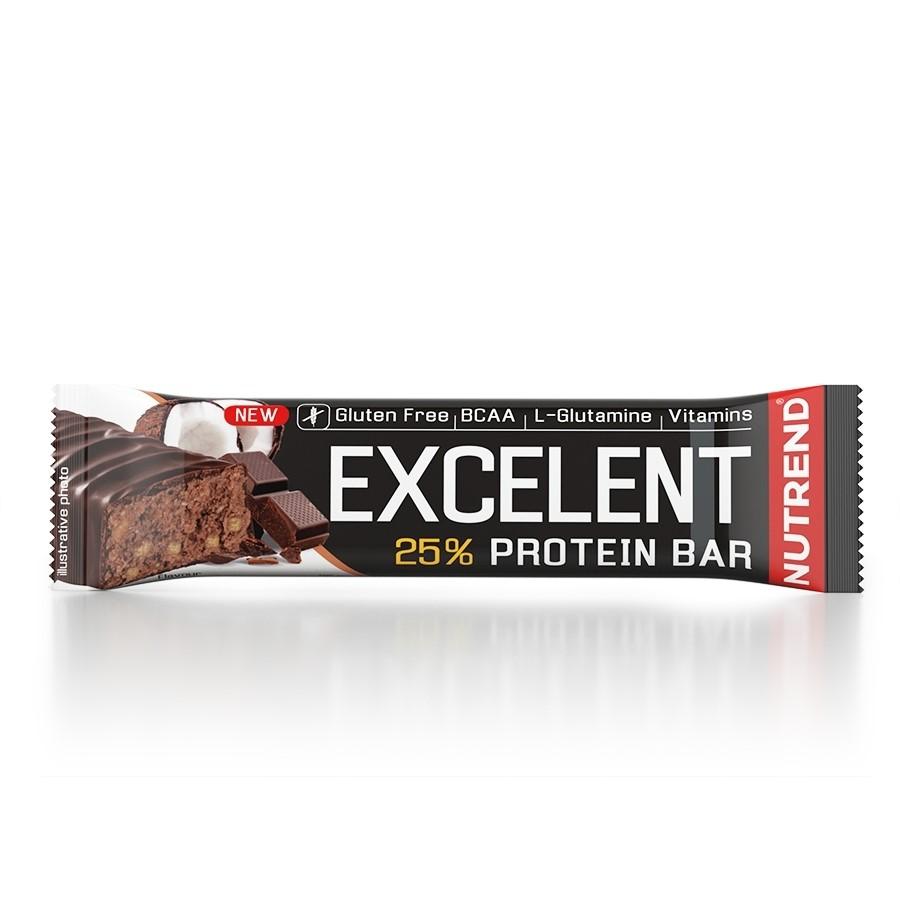 Tyčinka NUTREND Excelent Protein 85 g čokoláda/kokos