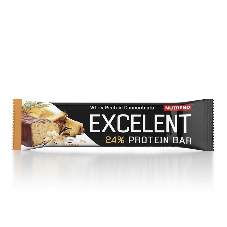 Tyčinka NUTREND Excelent Protein 85 g vanilka/ananas