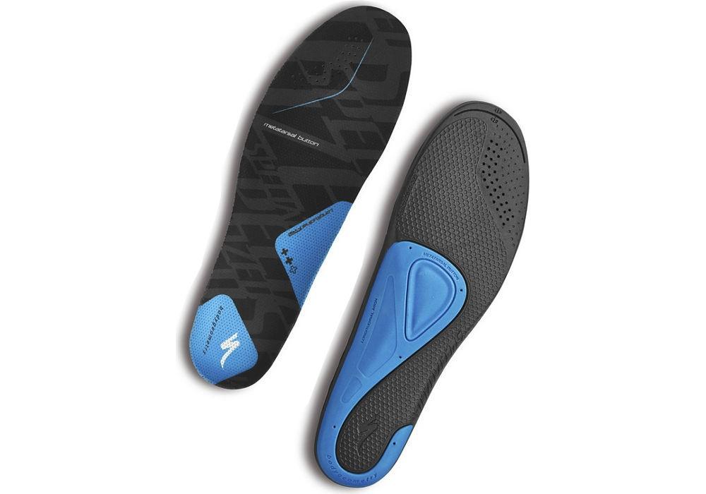 Vložky do bot SPECIALIZED BG SL Footbed ++ Blue 48-49