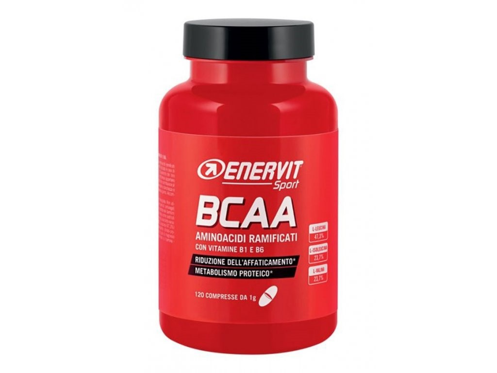 ENERVIT BCAA 120 ks
