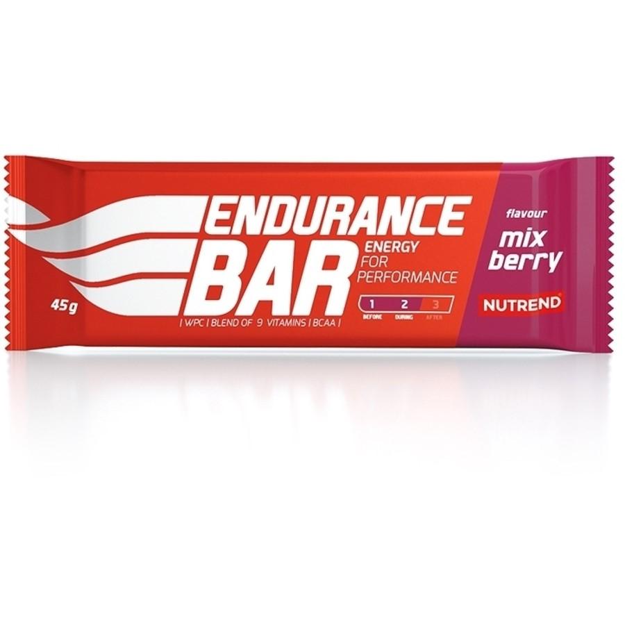 Tyčinka NUTREND Endurance Bar 45 g lesní ovoce