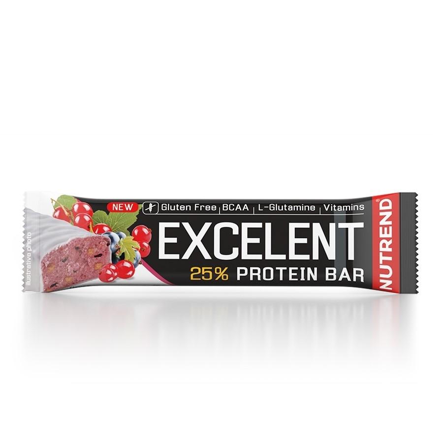 NUTREND Excelent Protein 85 g černý rybíz/brusinka