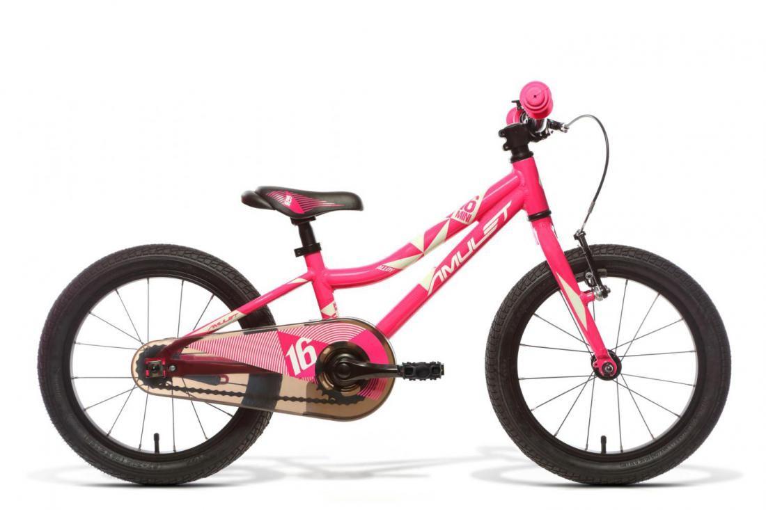 Dětské kolo AMULET Fun 16 2022 Pink