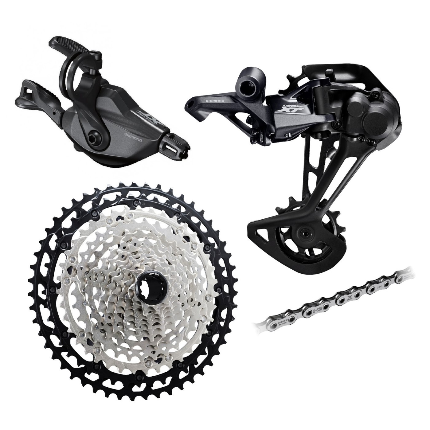 Shimano Deore XT M8100 1x12 Upgrade Kit