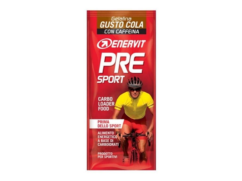Gel ENERVIT Pre Sport 45 g cola + kofein