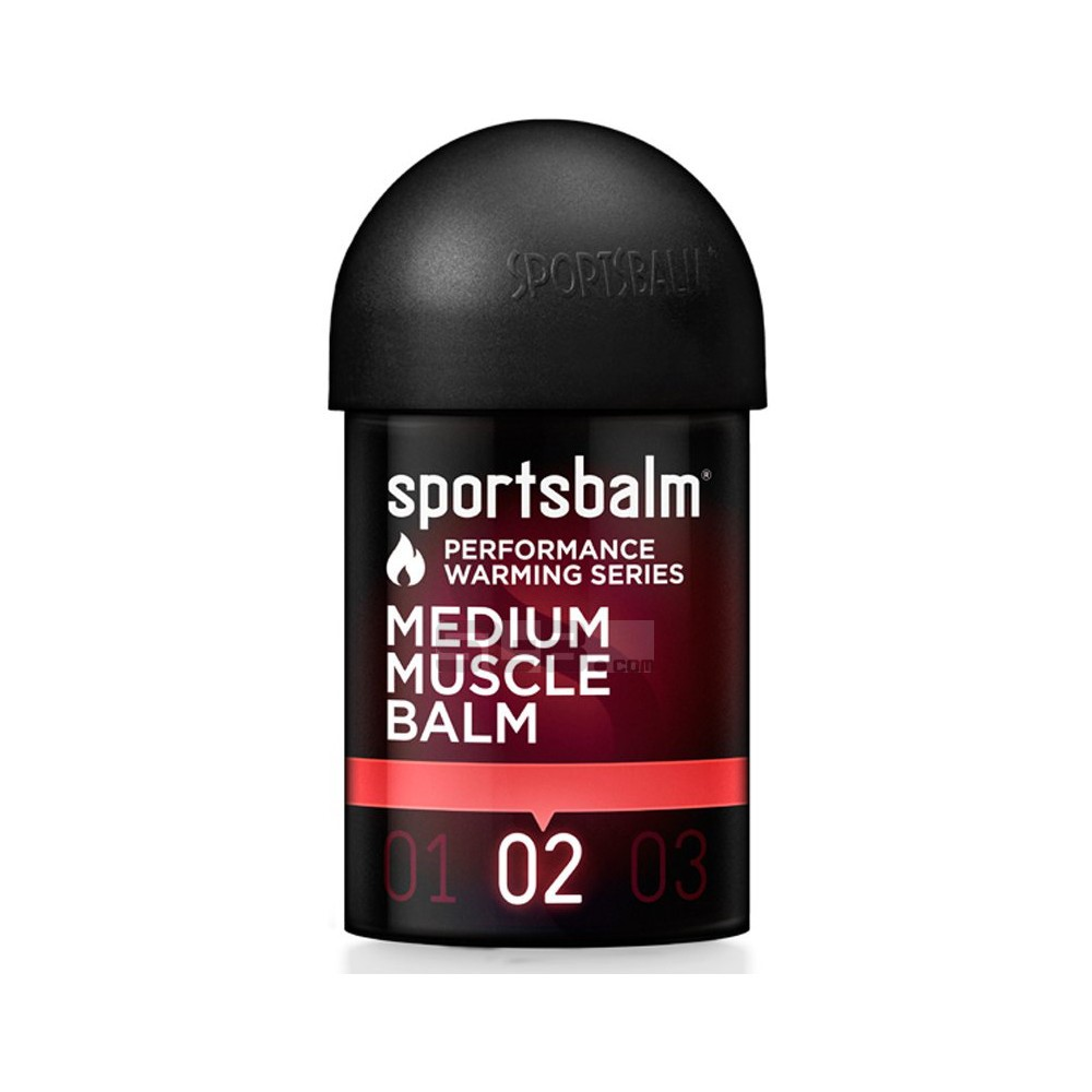 Sportsbalm Thermoaktiv MEDIUM MUSCLE BALM (02) 150ml