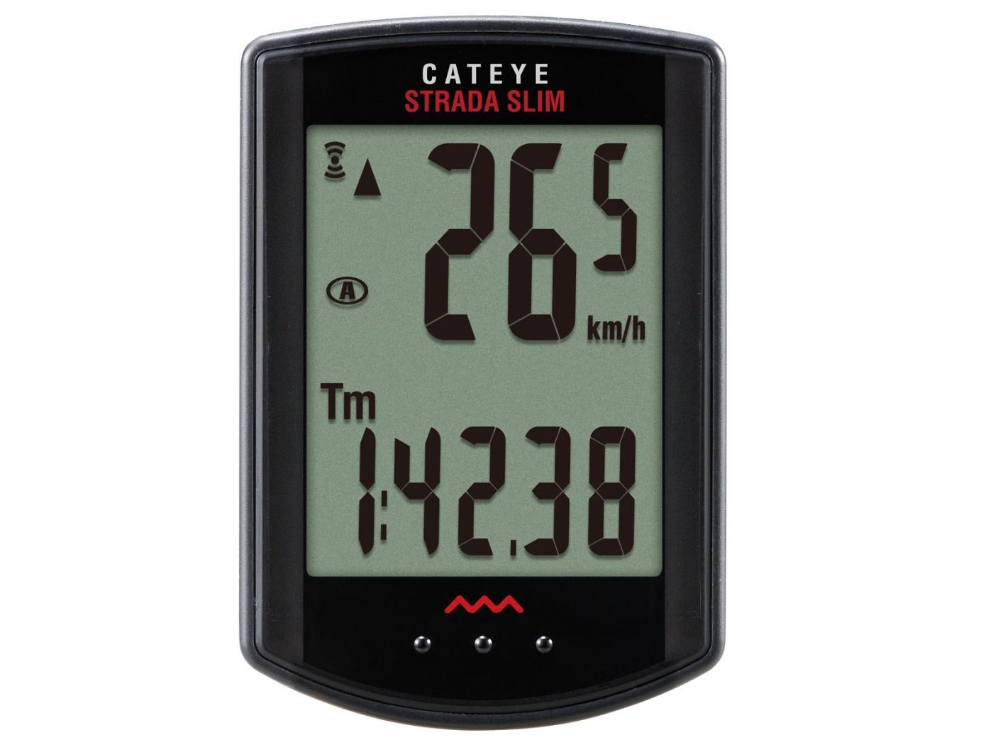 Computer CATEYE Strada Slim CC-RD310W Wireless MTB 1