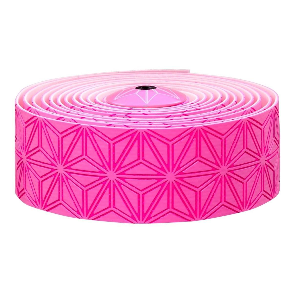 Omotávka SUPACAZ Super Sticky Kush neon růžová