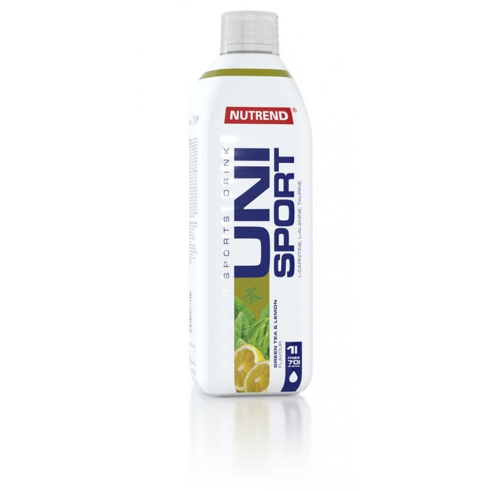 Nápoj NUTREND Unisport 1000 ml zelený čaj s citronem