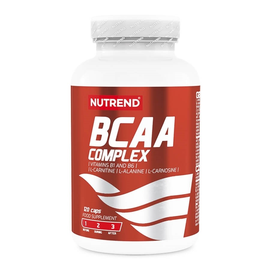 Tablety NUTREND BCAA Complex 120 ks