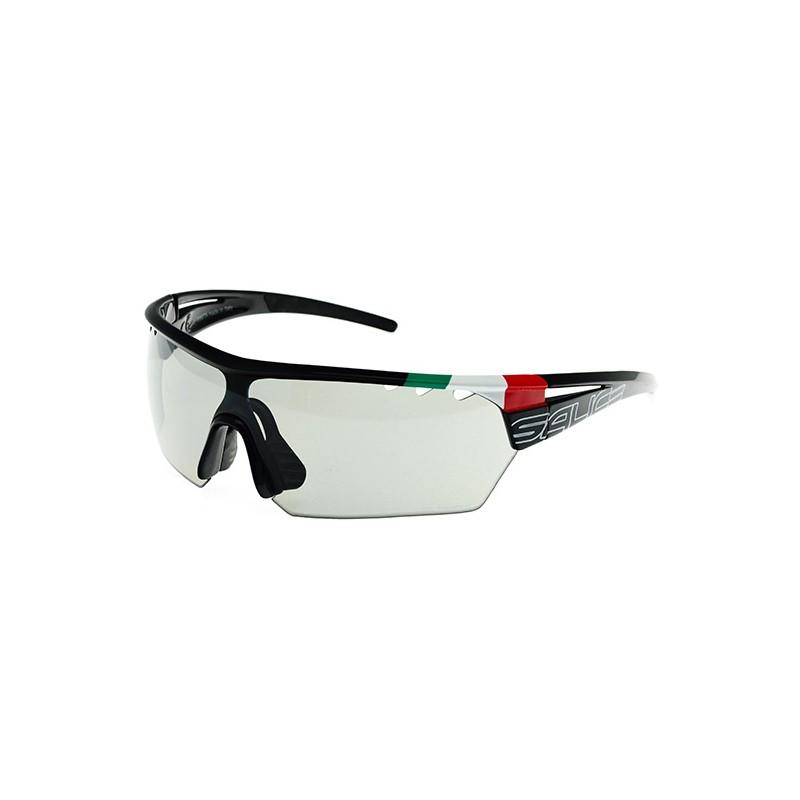 Brýle SALICE 006 ITA CRX Black/Smoke/Transparent