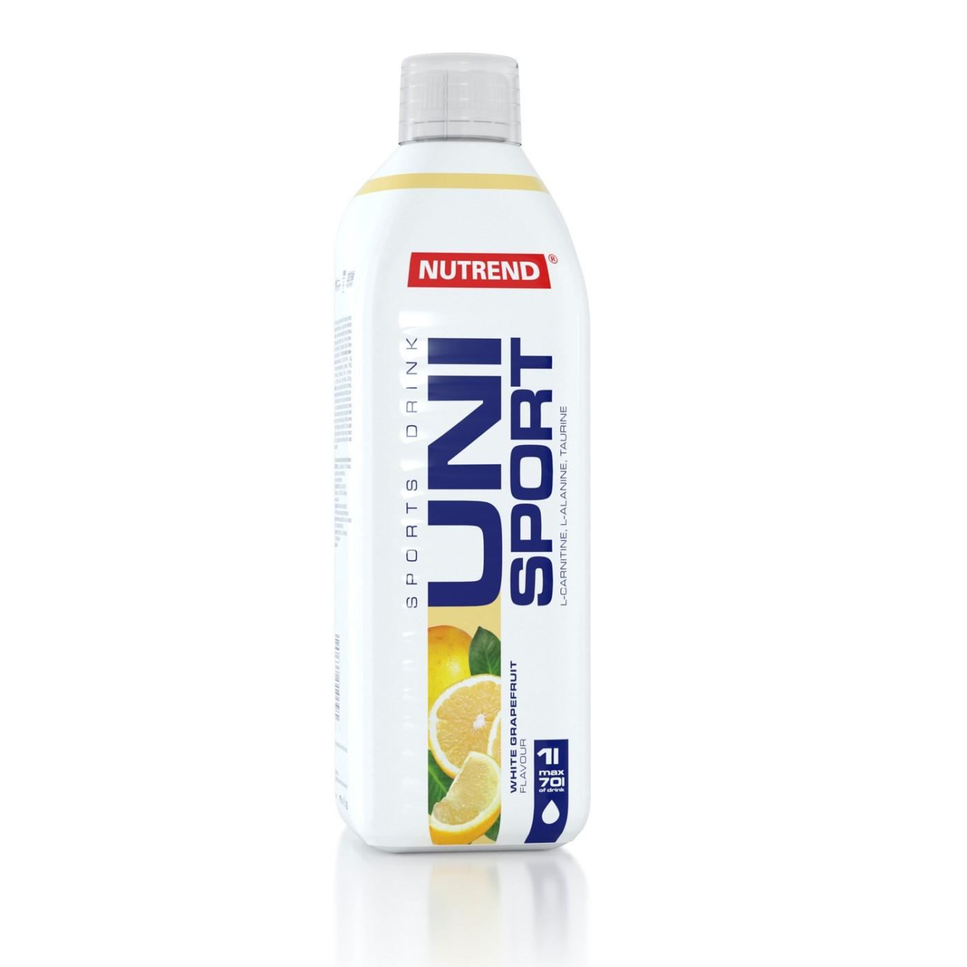 Nápoj NUTREND Unisport 1000 ml bílý grep