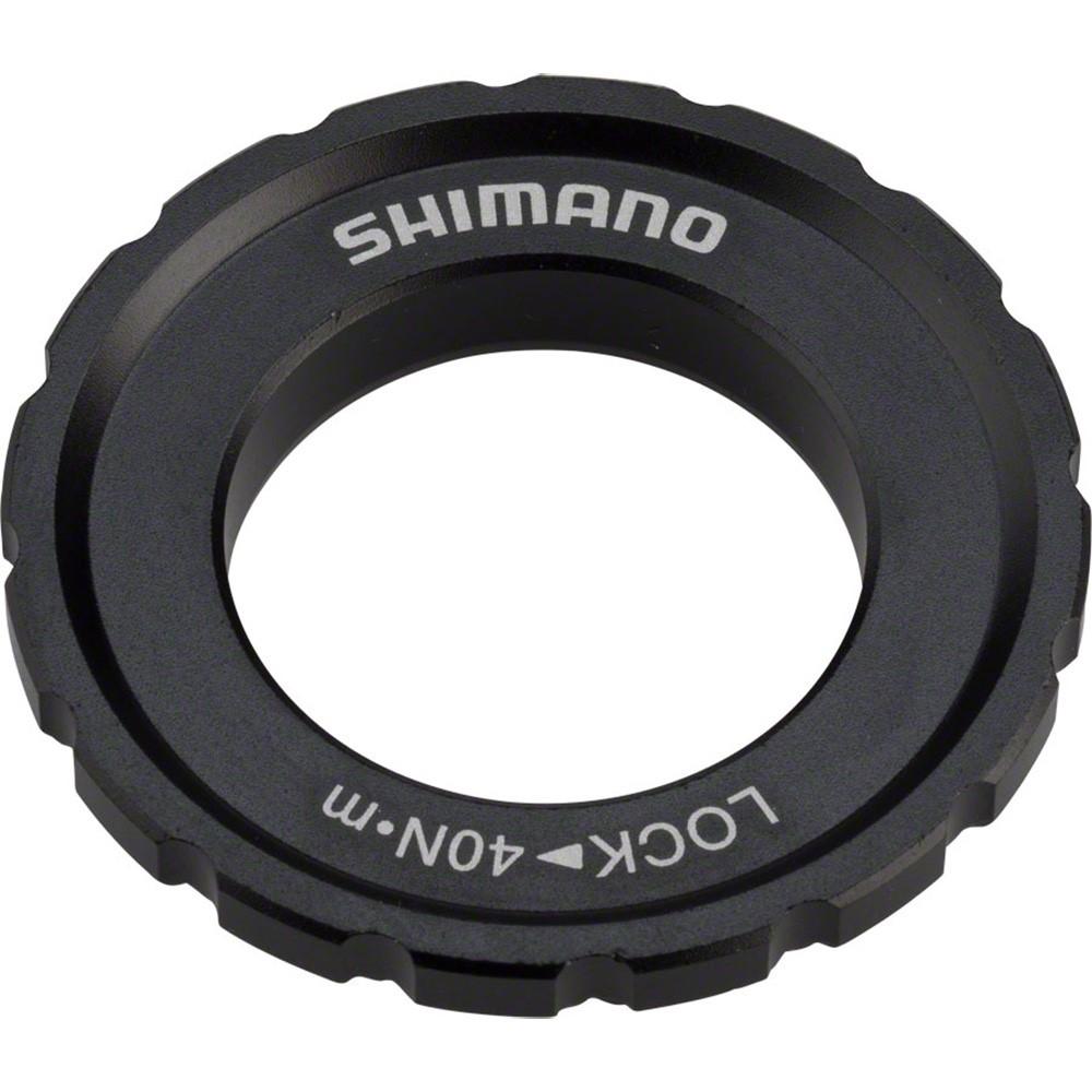 Závěrná matice SHIMANO HB-8010 ke kotoučům Center Lock Al