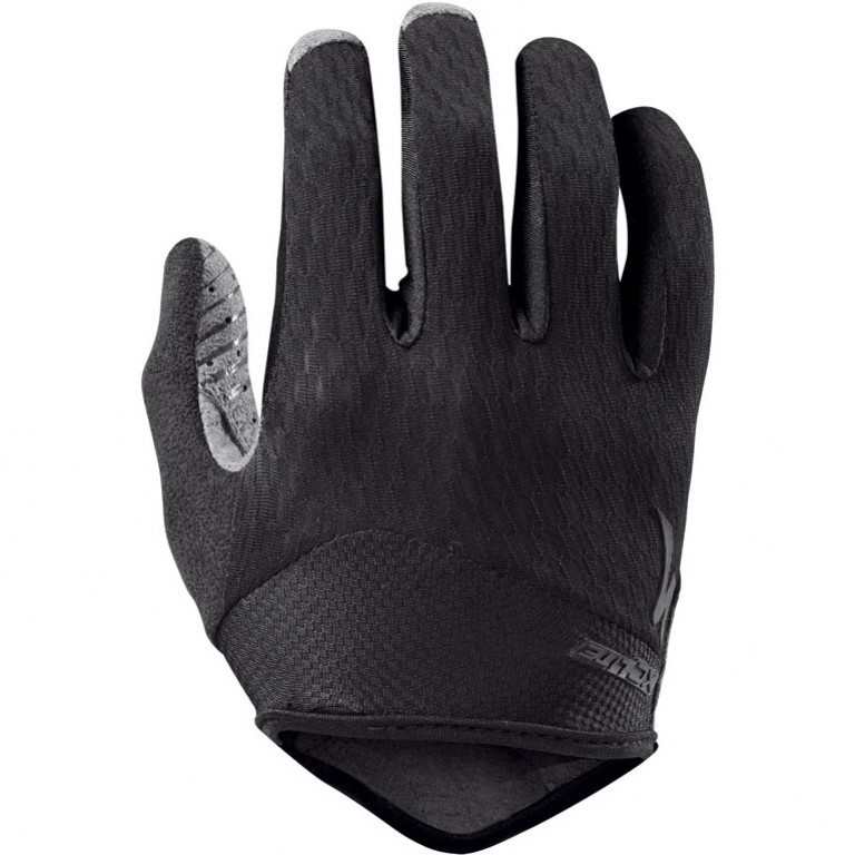 Rukavice SPECIALIZED XC Lite Glove Long Finger Black/Black XXL